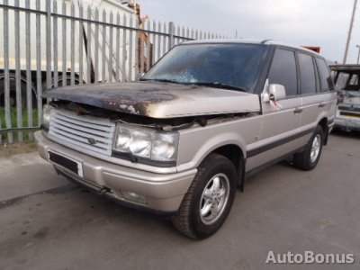 Land Rover Range Rover, Cross-country, 1999
