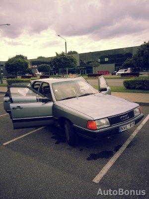 Audi 100, Sedanas, 1987-01-01