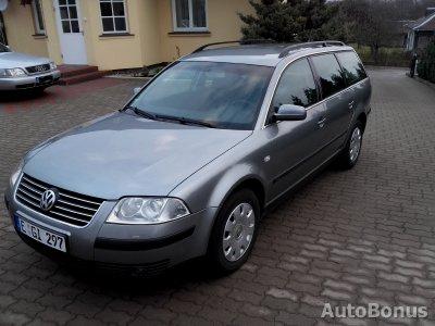 Volkswagen Passat, Universalas, 2002-05-23