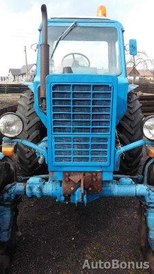 MTZ 82, Traktorius, 1991