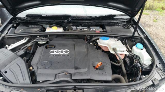 Audi A4, Sedanas | 4