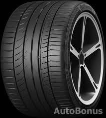 Continental 325/25R20 летние шины
