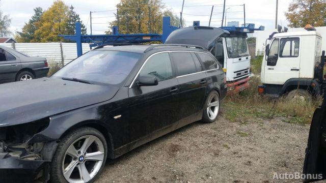 BMW 5 serija, Universalas