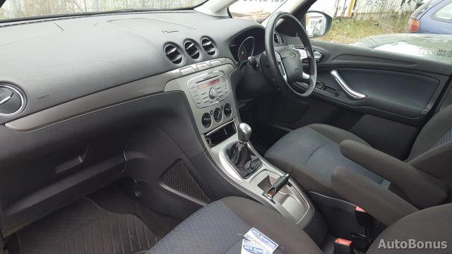 Ford Galaxy, Vienatūris   6