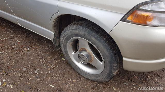 Toyota Hiace, Vienatūris | 3