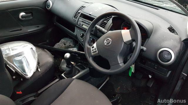 Nissan Note, Минивэн | 4