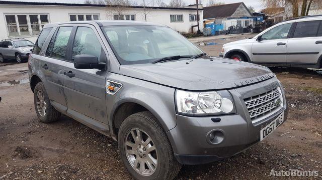 Land Rover Freelander, Visureigis