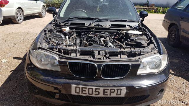 BMW 1 serija, Sedanas