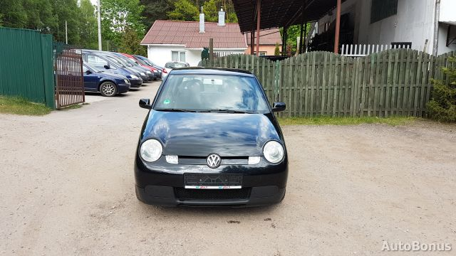 Volkswagen Lupo, Hečbekas