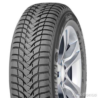 Michelin 225/55R17 žieminės padangos