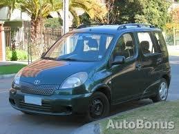 Toyota Yaris Verso, 2000