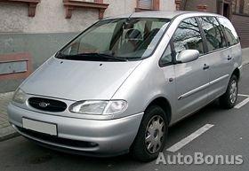 Ford Galaxy, 2003