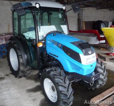 Landini MISTRAL 50 DT, Traktorius, 2013