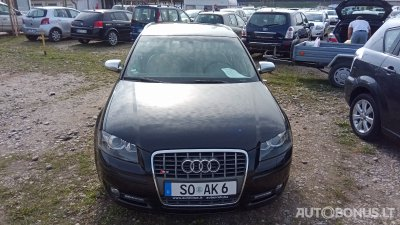 Audi A3, Hečbekas, 2005-07-24
