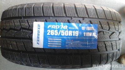 265/50R19 зимние шины