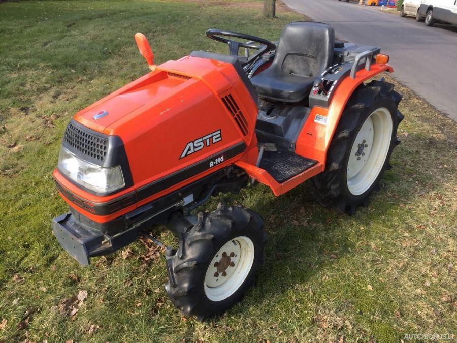 Kubota A 195, Traktorius, 1995