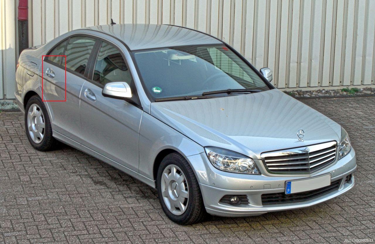 Mercedes-Benz C klasė, 2008