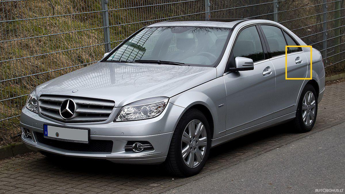 Mercedes-Benz C класса, 2008