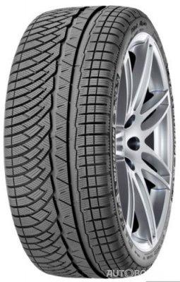 Michelin 275/35R20 žieminės padangos