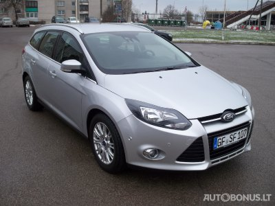 Ford Focus, Universalas, 2012-09