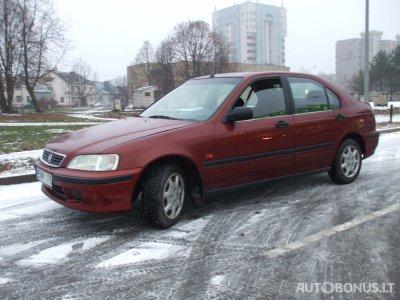 Honda Civic, Hečbekas, 1997-10