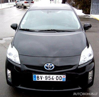 Toyota Prius, Hečbekas, 2011-09-19
