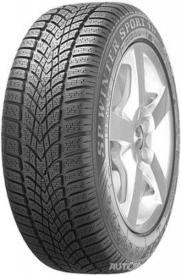 Dunlop 245/50R18 žieminės padangos