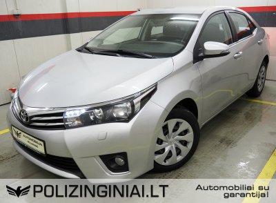 Toyota Corolla, Sedanas, 2015-07