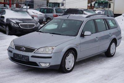Ford Mondeo, Universalas, 2004-10