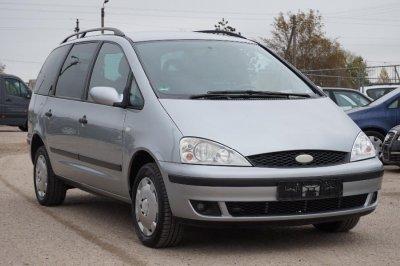 Ford Galaxy, Vienatūris, 2003-07