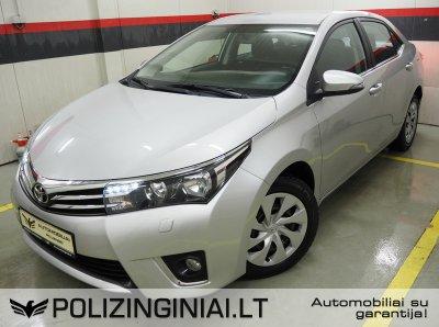 Toyota Corolla, Sedanas, 2015-08