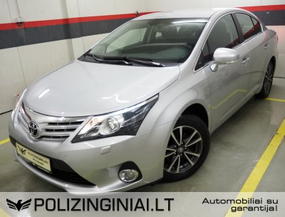 Toyota Avensis, Седан, 2014-11