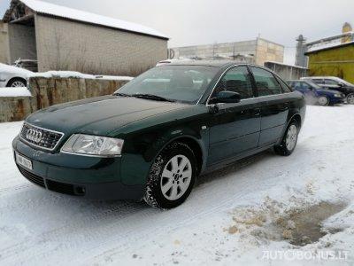 Audi A6, Sedanas, 1998