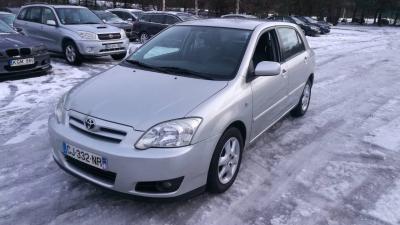 Toyota Corolla, Hečbekas, 2006-04