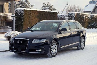 Audi A6, Universalas, 2010-01