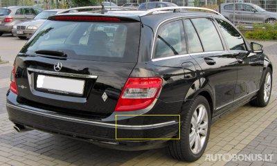 Mercedes-Benz C класса, 2009