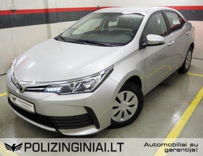 Toyota Corolla, Saloon, 2017-06