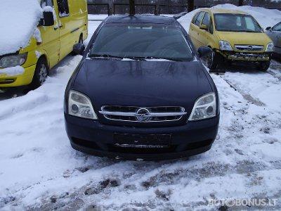 Opel Vectra, Седан, 2003-01-07