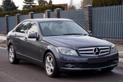 Mercedes-Benz C200, Sedanas, 2008-07