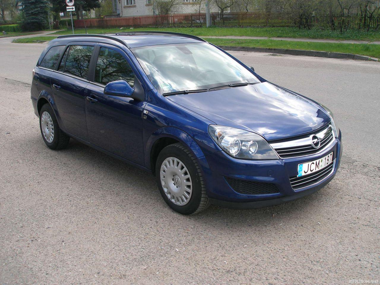 Opel Astra, Universalas, 2010