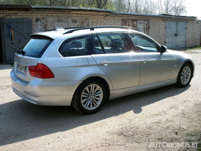 BMW 320, Universalas, 2010-11