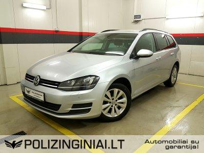 Volkswagen Golf, Universalas, 2014-11