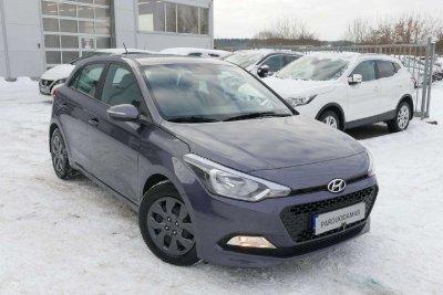 Hyundai i20, Hečbekas, 2017