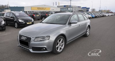 Audi A4, Universalas, 2008