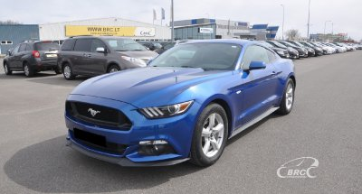 Ford Mustang, Kupė, 2017