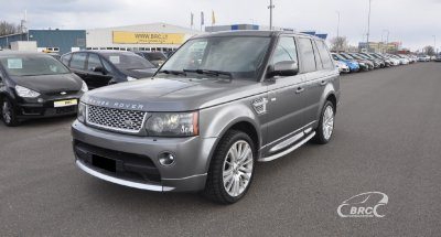 Land Rover Range Rover, Visureigis, 2011