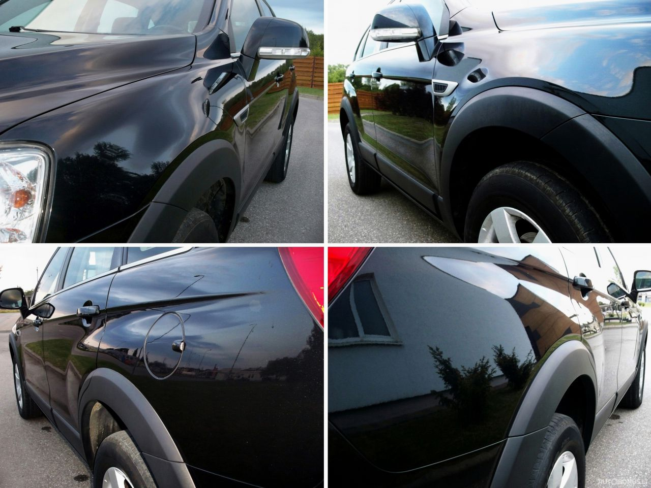 Chevrolet Captiva, Visureigis, 2011-12 | 23
