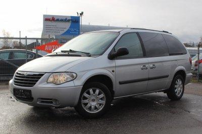 Chrysler Grand Voyager, 2.8 l., vienatūris