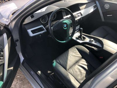 BMW 535, 2005