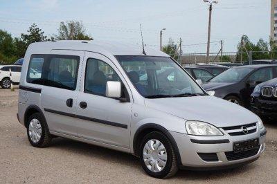 Opel Combo, Vienatūris, 2004-04